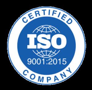 ISO9001 certificaat logo